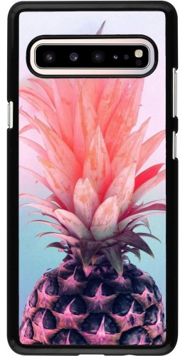 Coque Samsung Galaxy S10 5G - Purple Pink Pineapple