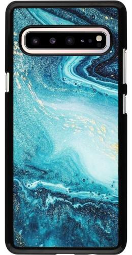 Coque Samsung Galaxy S10 5G - Sea Foam Blue