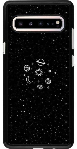 Coque Samsung Galaxy S10 5G - Space Doodle