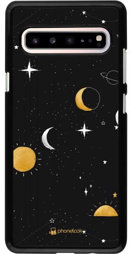 Coque Samsung Galaxy S10 5G - Space Vector