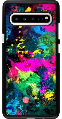 Coque Samsung Galaxy S10 5G - splash paint