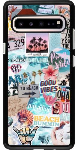 Coque Samsung Galaxy S10 5G - Summer 20 collage
