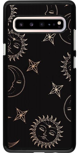 Coque Samsung Galaxy S10 5G - Suns and Moons
