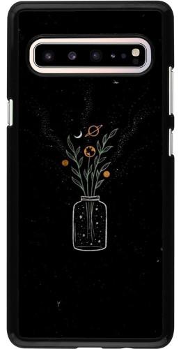 Coque Samsung Galaxy S10 5G - Vase black