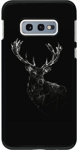 Coque Samsung Galaxy S10e - Abstract deer