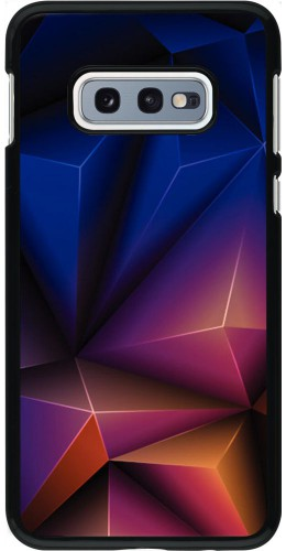 Coque Samsung Galaxy S10e - Abstract triangles