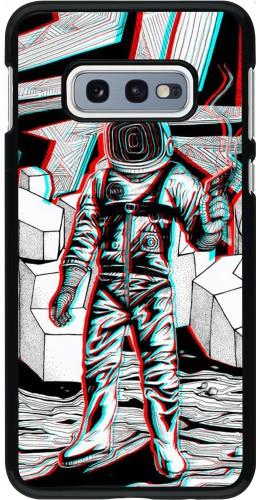 Coque Samsung Galaxy S10e - Anaglyph Astronaut