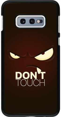 Coque Samsung Galaxy S10e - Angry Dont Touch
