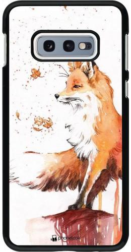 Coque Samsung Galaxy S10e - Autumn 21 Fox
