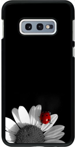 Coque Samsung Galaxy S10e - Black and white Cox