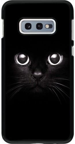Coque Samsung Galaxy S10e - Cat eyes