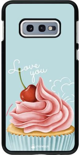 Coque Samsung Galaxy S10e - Cupcake Love You