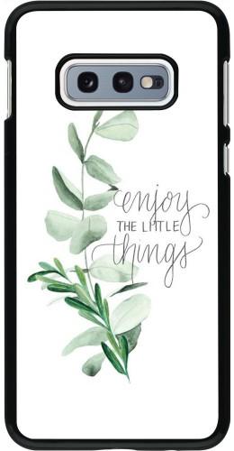 Coque Samsung Galaxy S10e - Enjoy the little things