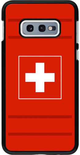 Coque Samsung Galaxy S10e - Euro 2020 Switzerland