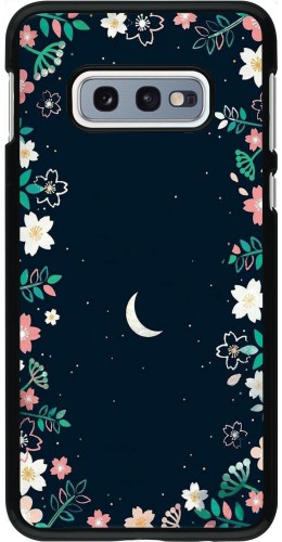 Coque Samsung Galaxy S10e - Flowers space