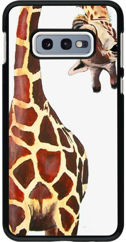 Coque Samsung Galaxy S10e - Giraffe Fit