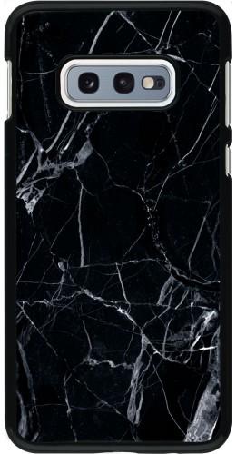 Coque Samsung Galaxy S10e - Marble Black 01