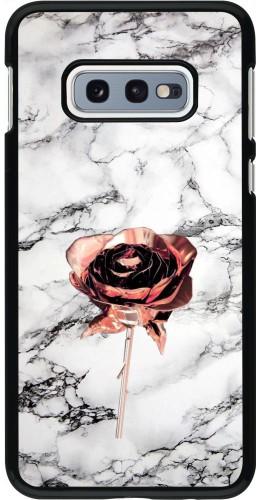 Coque Samsung Galaxy S10e - Marble Rose Gold