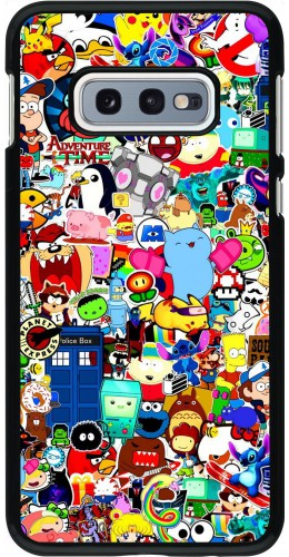 Coque Samsung Galaxy S10e - Mixed cartoons