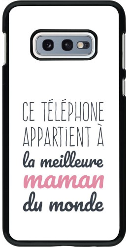 Coque Samsung Galaxy S10e - Mom 20 04