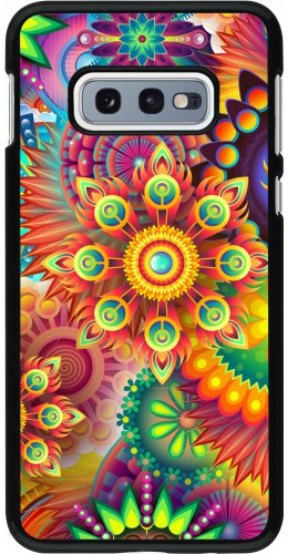 Coque Samsung Galaxy S10e - Multicolor aztec