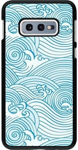 Coque Samsung Galaxy S10e - Ocean Waves