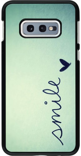 Coque Samsung Galaxy S10e - Smile