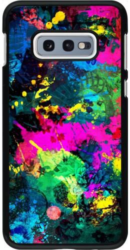 Coque Samsung Galaxy S10e - splash paint