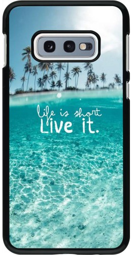 Coque Samsung Galaxy S10e - Summer 18 24
