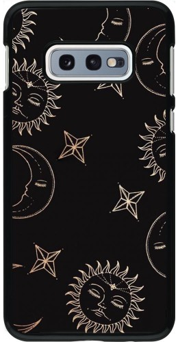 Coque Samsung Galaxy S10e - Suns and Moons
