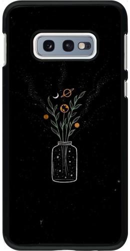 Coque Samsung Galaxy S10e - Vase black