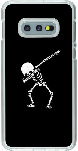 Coque Samsung Galaxy S10e - Plastique transparent Halloween 19 09