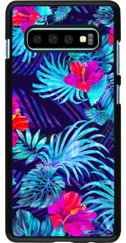 Coque Samsung Galaxy S10+ - Blue Forest