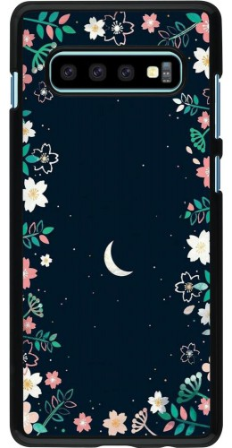 Coque Samsung Galaxy S10+ - Flowers space