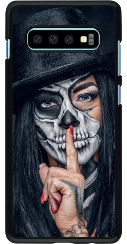 Coque Samsung Galaxy S10+ - Halloween 18 19