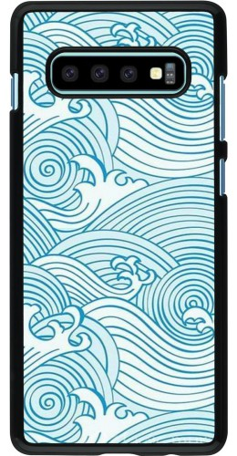 Coque Samsung Galaxy S10+ - Ocean Waves
