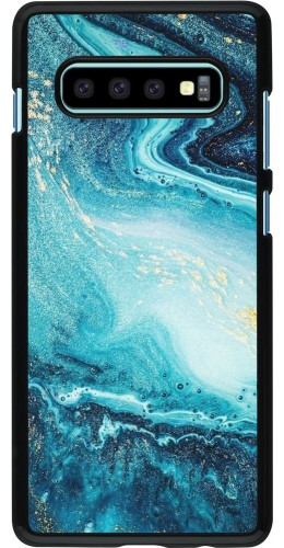 Coque Samsung Galaxy S10+ - Sea Foam Blue