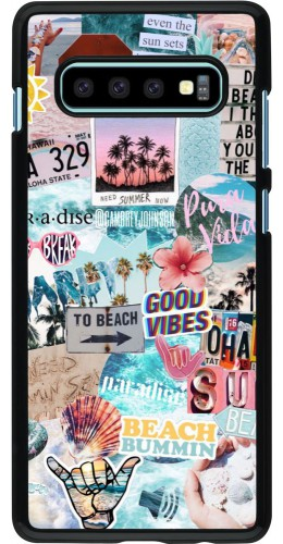 Coque Samsung Galaxy S10+ - Summer 20 collage