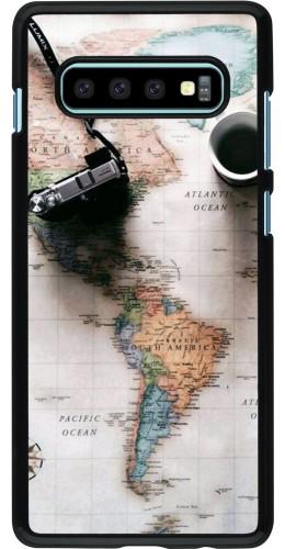 Coque Samsung Galaxy S10+ - Travel 01