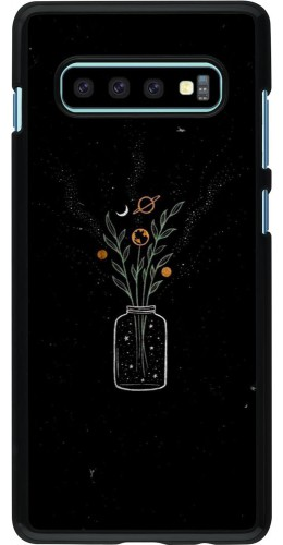 Coque Samsung Galaxy S10+ - Vase black
