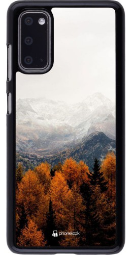 Coque Samsung Galaxy S20 - Autumn 21 Forest Mountain