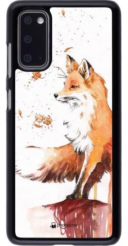 Coque Samsung Galaxy S20 - Autumn 21 Fox