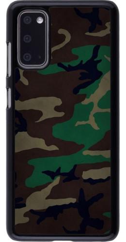 Coque Samsung Galaxy S20 - Camouflage 3