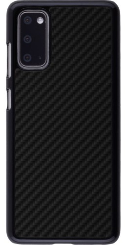 Coque Samsung Galaxy S20 - Carbon Basic