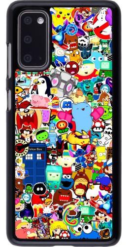 Coque Samsung Galaxy S20 - Mixed cartoons