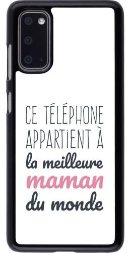 Coque Samsung Galaxy S20 - Mom 20 04
