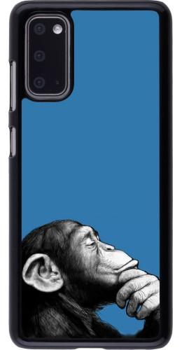 Coque Samsung Galaxy S20 - Monkey Pop Art