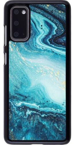 Coque Samsung Galaxy S20 - Sea Foam Blue