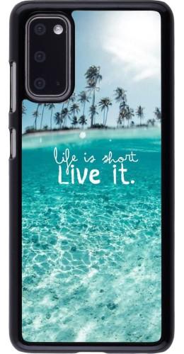Coque Samsung Galaxy S20 - Summer 18 24
