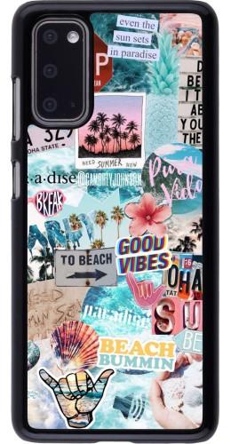 Coque Samsung Galaxy S20 - Summer 20 collage